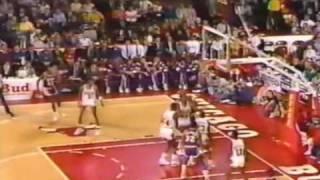 Michael Jordan vs Magic Johnson (1988.12.20)