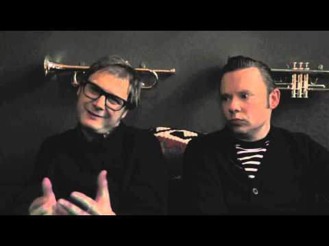Hooverphonic interview - Alex and Raymond (part 1)