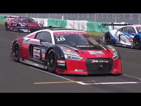 Round 6 - Full Race from the Sepang International Circuit in Malaysia| Audi R8 LMS Cup 2016