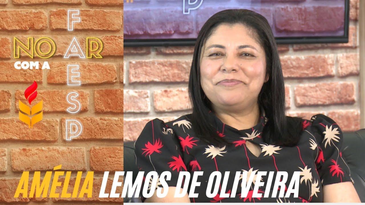 NO AR COM A FAESP| Olavo Bilac,  o Poeta das Estrelas. Profa. Amélia Lemos Oliveira