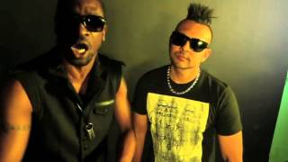 Esco Ft. Bounty Killer & Various Artists - Haters Warning (Official Video) August 2012 @Cobra93_DHQ