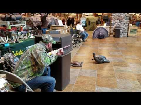 Turkey Hunting In Cabelas