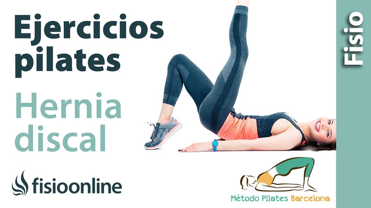 Ejercicios De Pilates Para La Hernia Discal Youtube