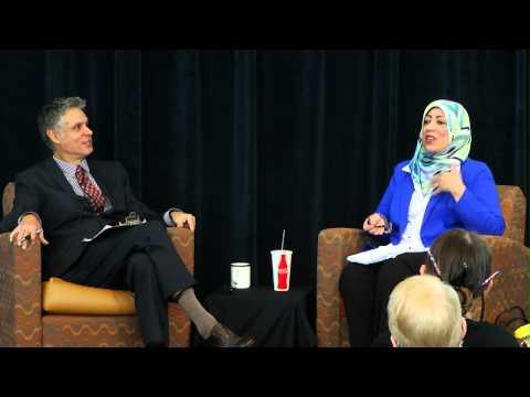 Samira Hussein at Portland Community College