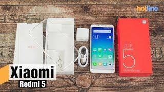 Xiaomi Redmi 5 — обзор смартфона