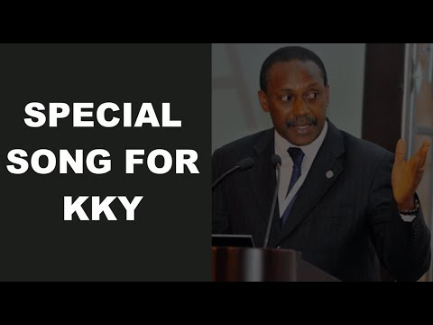 Great Song for Dr. Kandeh K. Yumkella