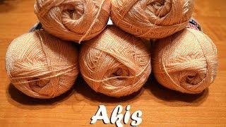 Akis - recenzja włóczki