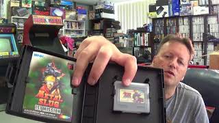 Retro Hand Held Console Games From Japan (Metal Slug 1st Mission, ...
