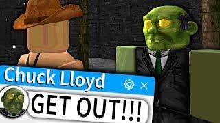 Roblox' geheimnisvollsten Keller erkunden... Chuck Lloyd versteckt etwas Großes...