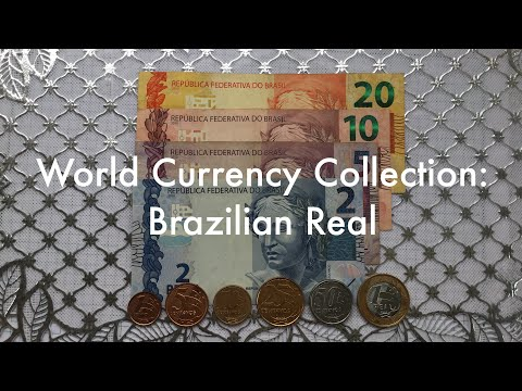 World Currency Collection: Brazilian Real (The 2nd Series) 🇧🇷