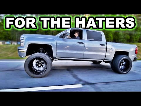 Squatted My Truck Lifted Trucks Squatted Trucks Youtube