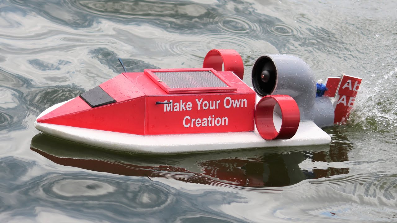 How To Make a Boat - Make Your Own Creation