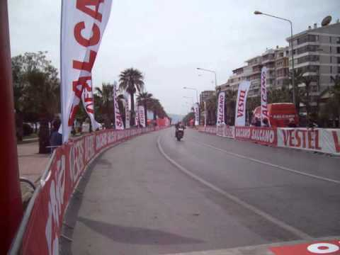 Tour of Turkey İzmir Finish