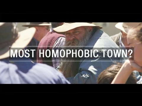 Australia's only town against same sex marriage - The Feed
