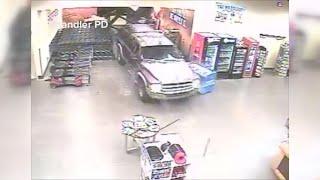 New video shows gun heist in Chandler store robbery