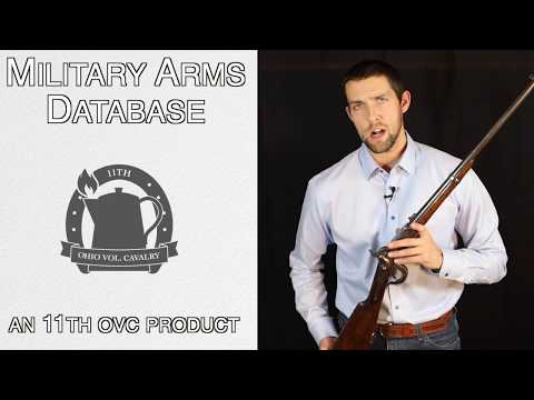 Military Arms Database-Mobile App To Look Up Antique Military Serial Numbers