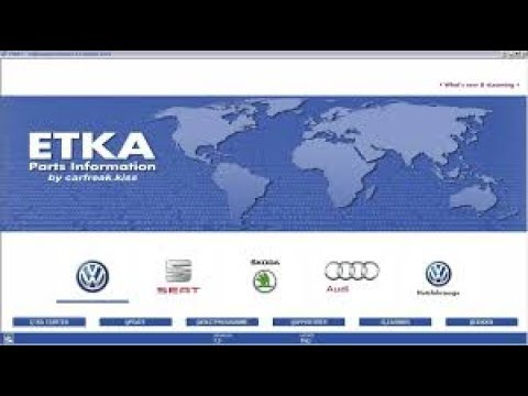 how to install ETKA