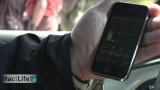 Chevy Volt iPhone App Demoed