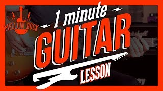 Don't Cry by Guns And Roses - Guitar Lesson - Arpeggio Exercise (2018)