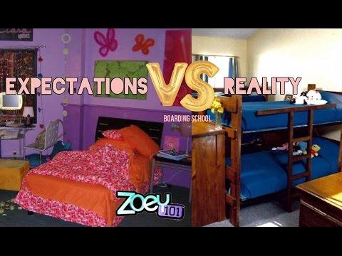 Expectations vs RealityBoarding School