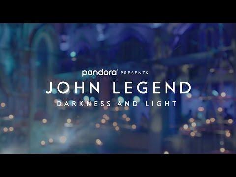 Download Pandora Presents John Legend 'Darkness and Light'