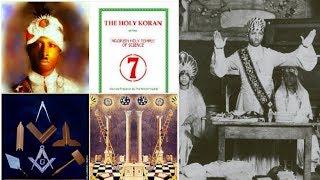 Pt. 4 / No MOOR Misunderstanding/ Drew Ali, Canaanite, Mansonry, Jews, Spanish Moors