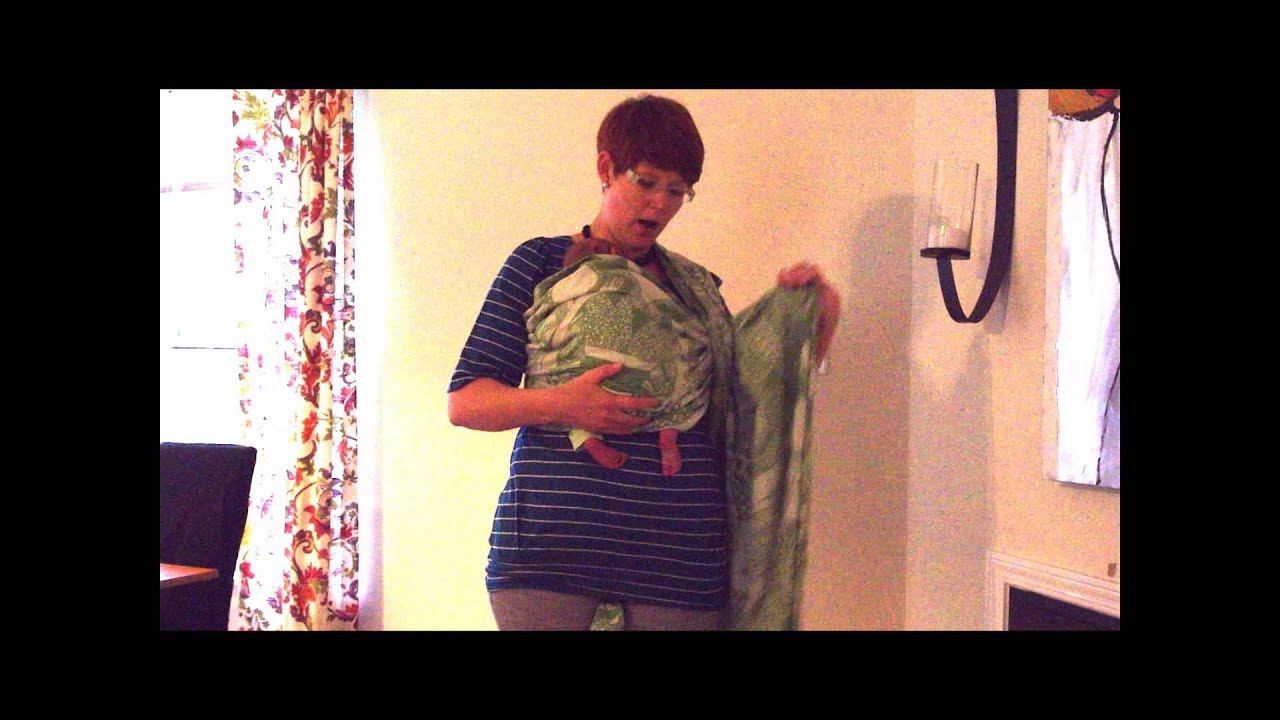 Poppins Hip Carry Tummy To Tummy With A Newborn Youtube
