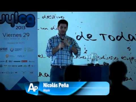 Encuentro UY!CG 2013 MOPIX