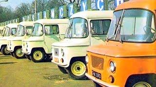 Иномарки в СССР. Модели Польши и ГДР: Nysa Zuk Jelcz BMW EMW Framo Barkas Robur IFA Multicar