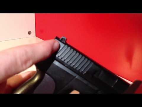 D monter la culasse utiliser un pistolet billes youtube - Comment fabriquer un pistolet ...