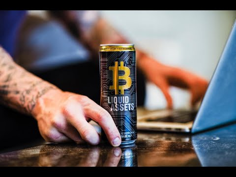Bitcoin Energy Drink !!?!?!