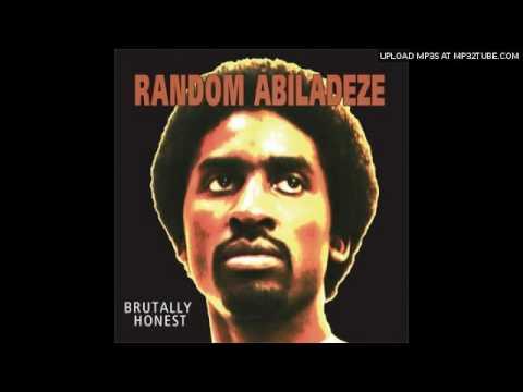 Random Abiladeze - Read [poem]
