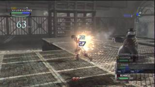 Resonance of Fate HD Random Battle Gameplay
