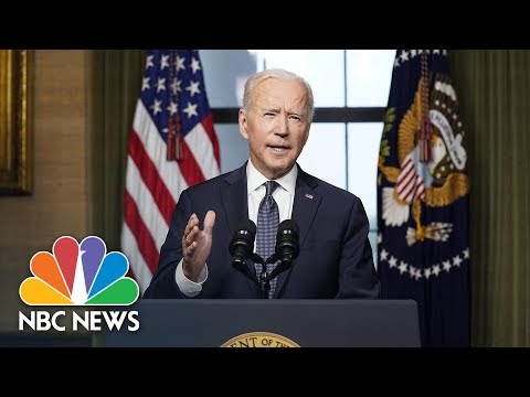 'It's Time To End America's Longest War': Biden Announces Plan To Withdraw Troop