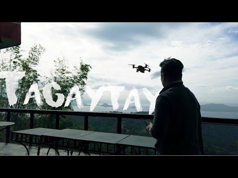 We Arrive In Tagaytay