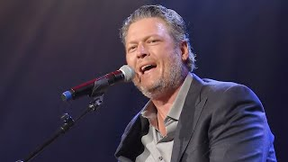"""Blake Shelton's New Song """"God's Country"""" Brings Him Back to His Roots mp3"""