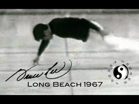 Bruce Lee Long Beach 1967