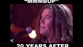 Hanson - Mmmbop 20 years later!