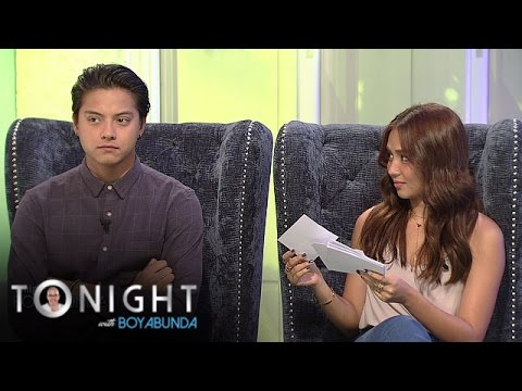 TWBA: Fast Talk With Daniel Padilla And Kathryn Bernardo