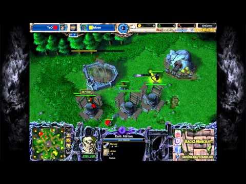 Warcraft Top 100 - Platz 11: ToD (H) vs. MooN (N)