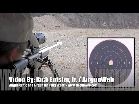 MAC35 Bolt Action Cartridge Airgun - Airgun Review By AirgunWeb