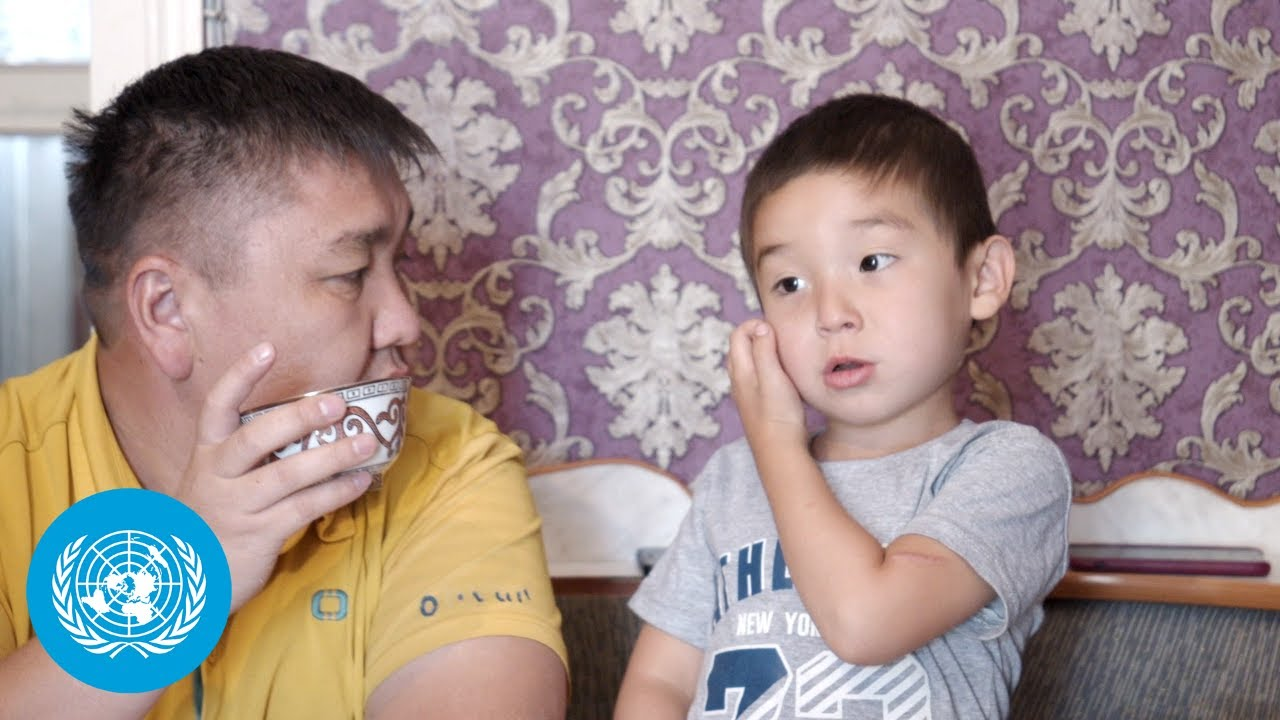 Parenting during the COVID Pandemic – Kyrgyzstan
