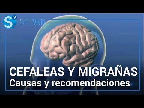 ¿Cuál es la diferencia entre cefalea y migrañas? | Saber vivir