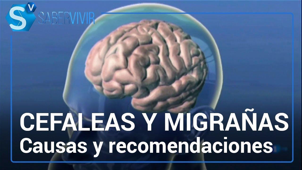 diferencia cefalea y migraña
