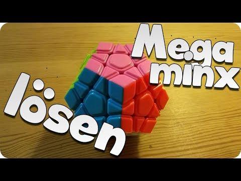 Megaminx lösen | Anfängermethode