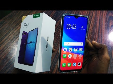 Oppo F9 Unboxing And Review Mist Black 4GB 64GB