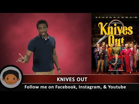 XG Movie Reviews - Knives Out