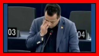 Gianluca Bonanno della Lega sviene in diretta in Parlamento