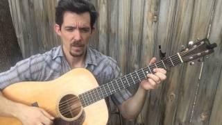 Zane Williams- Jayton and Jill (Guitar Tutorial)