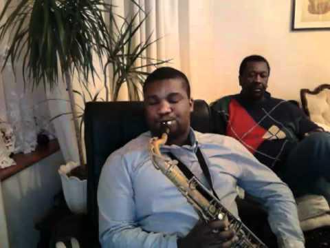 Silent Night - Saxophone Cover - HubbardSAX
